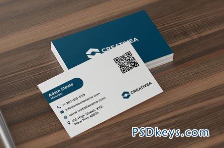 Minimal Business Card 45524