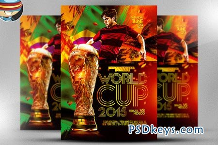World Cup Flyer Template 2 45509