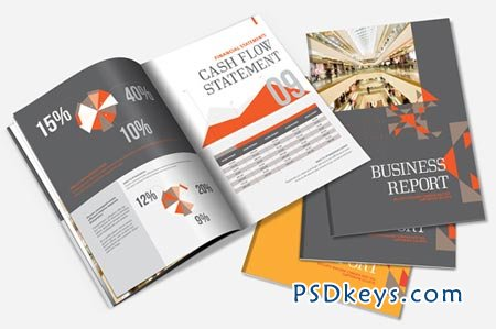 Annual Report Brochure Template 1467  Annual Report Templates Free Download