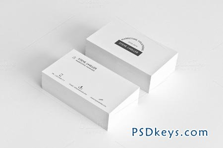 Minimal Business Card vol.4 52095