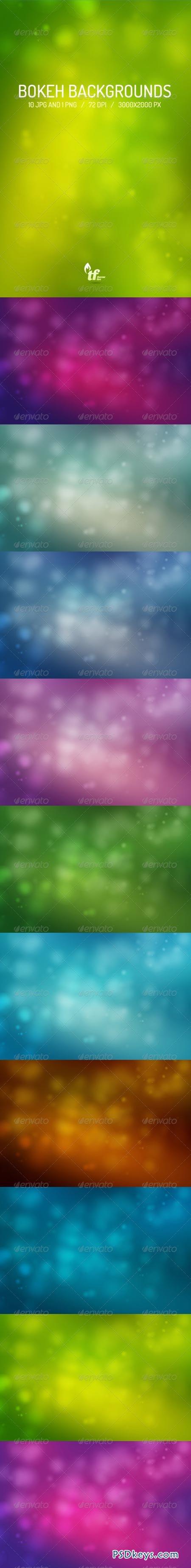 Bokeh Backgrounds 6617882