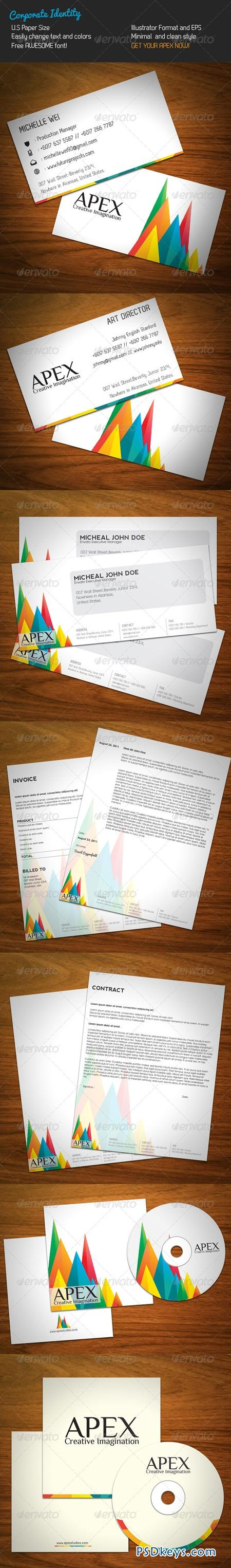 Apex Corporate Identity 242068