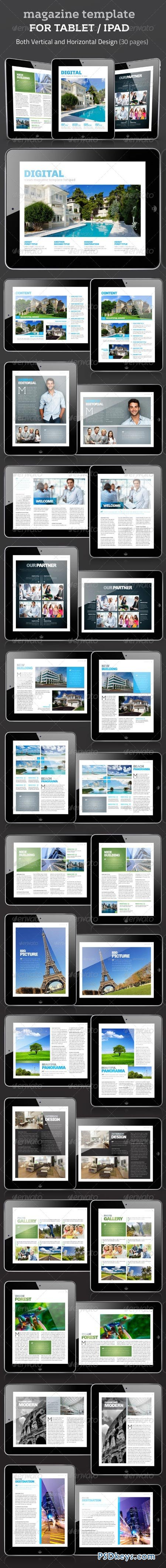 Tablet 15 Pages Mgz (Vol. 6) 3393500