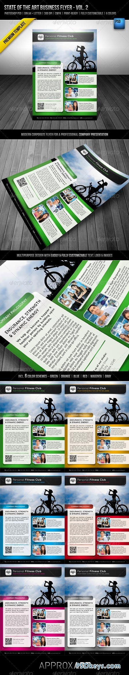 State of the Art Business Flyer - Vol. 2 2576218