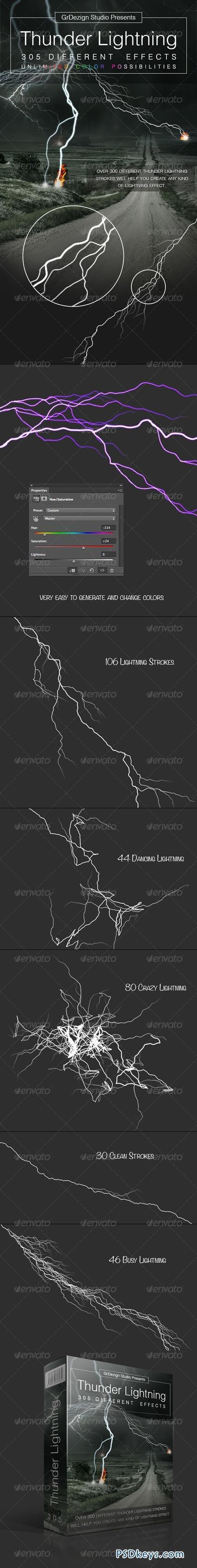 Thunder Lightning Effects 5829710
