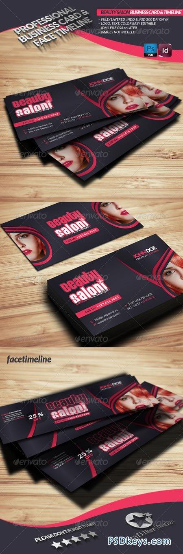 salon flyer and business card templates rar - Dolap.magnetband.co