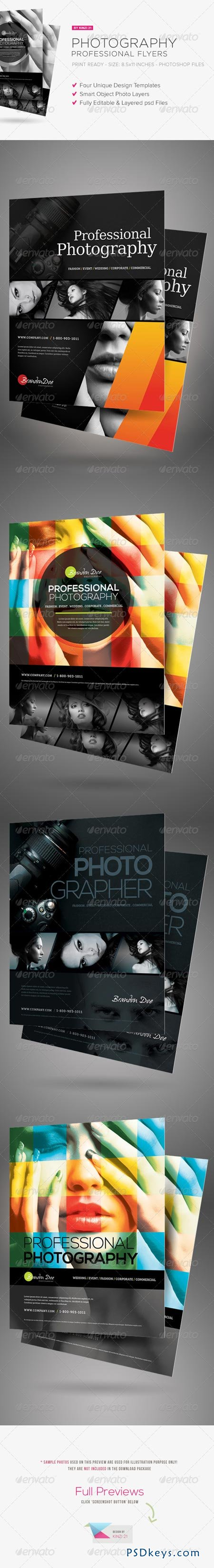 professional photography flyers 3664516 photoshop professional photography flyers 3664516