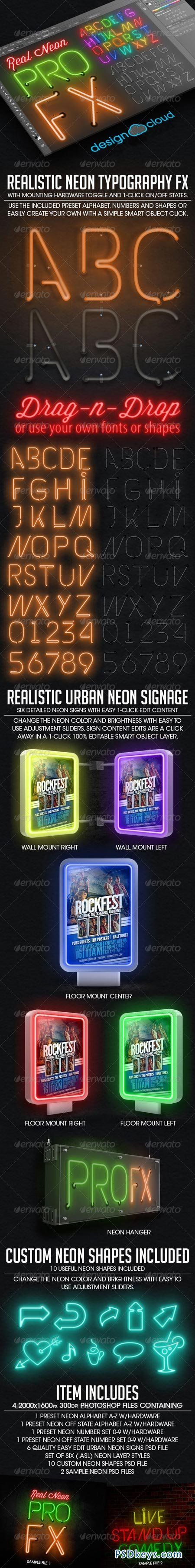 Real Neon Pro FX 8542247
