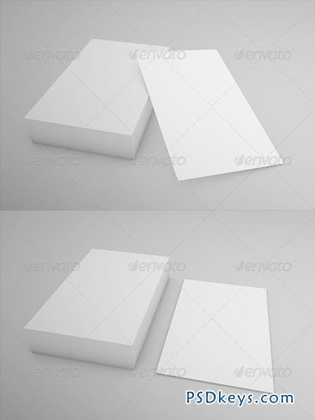 Business Card Mock-up 8603606