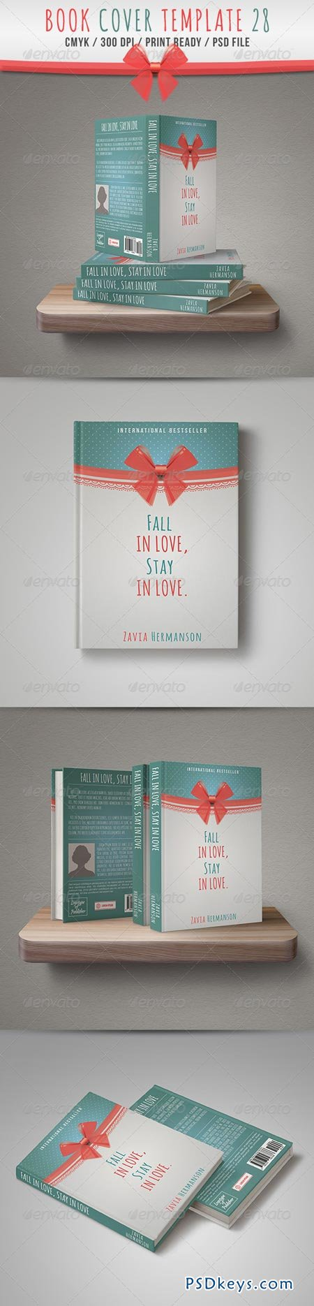 Book Cover Template 28 7790166