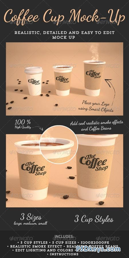 Coffee Cup Mock-Up 5033223