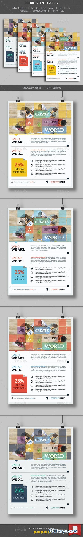 Business Flyer - Volume 12 8924789
