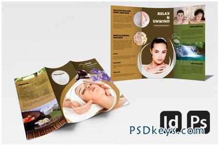 Tri fold Brochure Template 53886