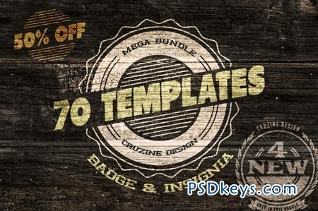 70 Logo Badge insignia Templates 16184