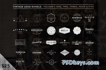 Vintage Bundle (Get All 5 Volumes) 20036