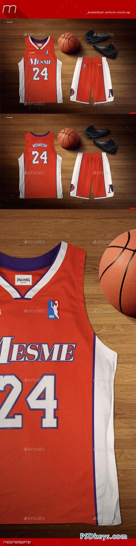 basketball uniform mock up 8892993 free download photoshop