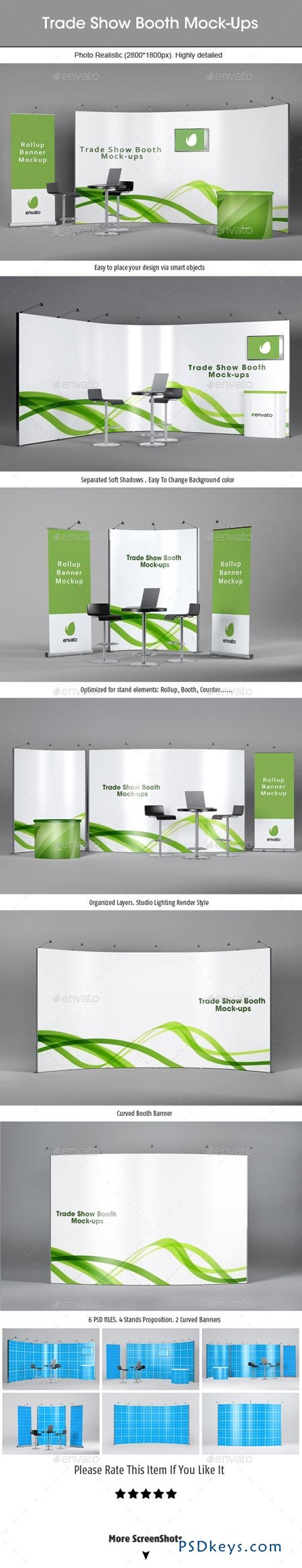 Exhibition Booth Mockup Free Download : Trade show booth mockups v free download photoshop