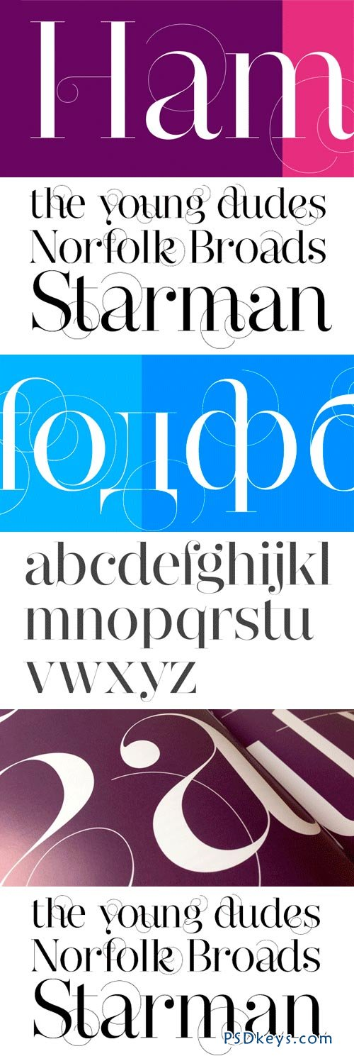 Narziss Pro Cyrillic Font Family - 21 Fonts for $1258 » Free