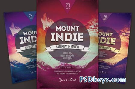 Mount Indie Flyer 23166