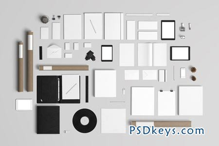 Stationery Mock Up 90273