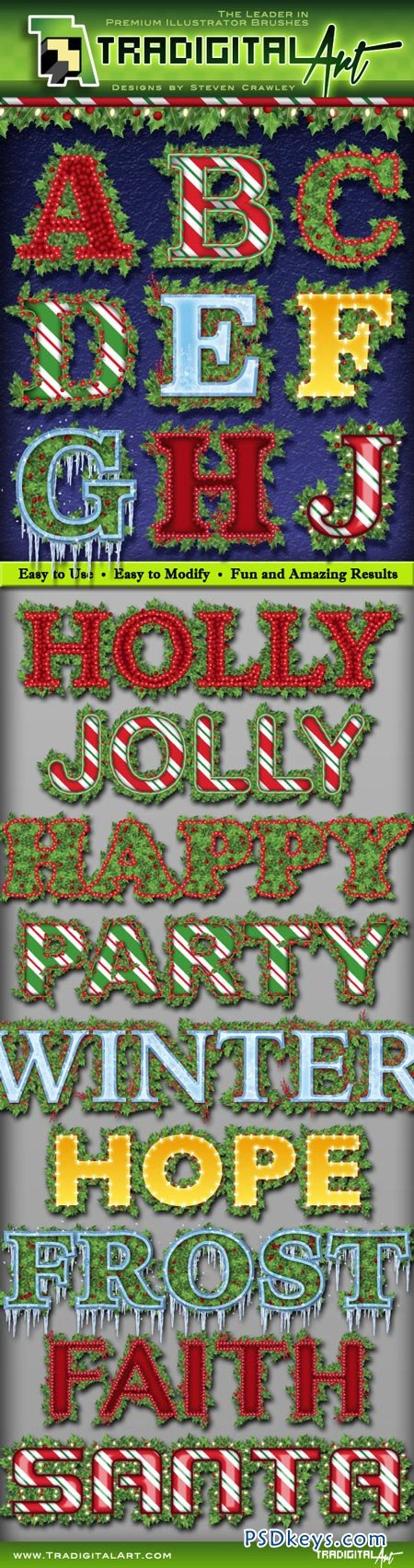 Holly Jolly Graphic Styles 9111190