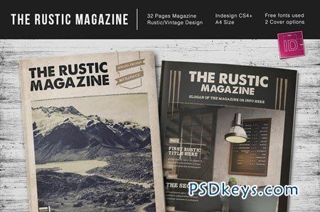 The Rustic MGZ 81853