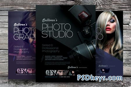 Professional Photography Flyer 67605
