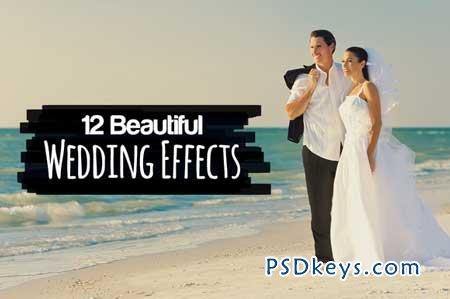 12 Beautiful Wedding Effects 15118
