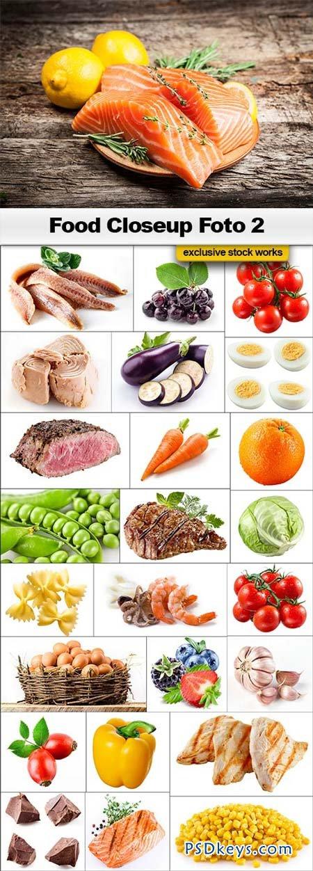 Food Closeup Foto 2 - 25xJPEGs