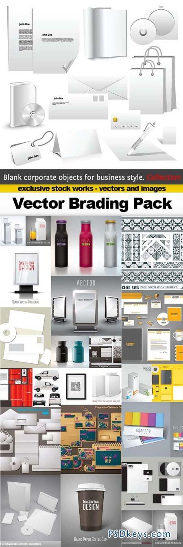 Vector Branding Pack - 25xEPS