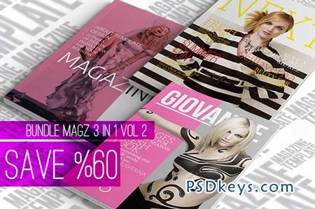 Bundle Magazine 3in1 - 2 30818