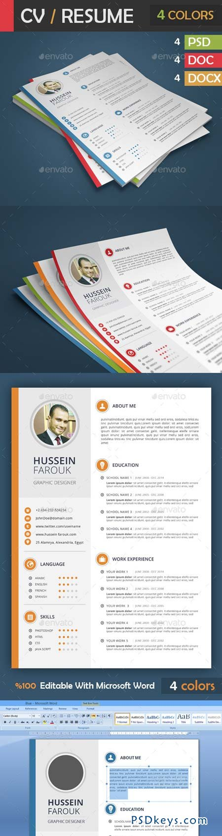 cv resume 9100148  u00bb free download photoshop vector stock image via torrent zippyshare from