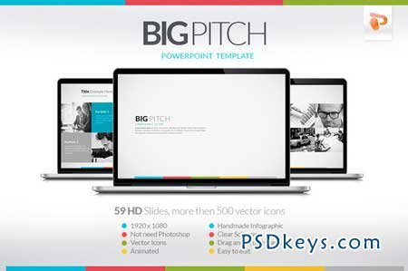 Big pitch powerpoint presentation 102663 free download photoshop big pitch powerpoint presentation 102663 toneelgroepblik Images