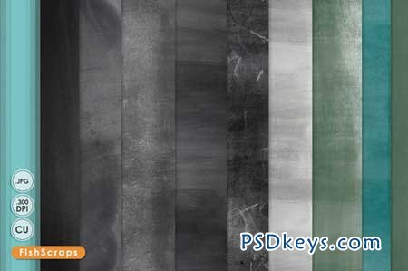 Chalkboard Digital Papers 14182