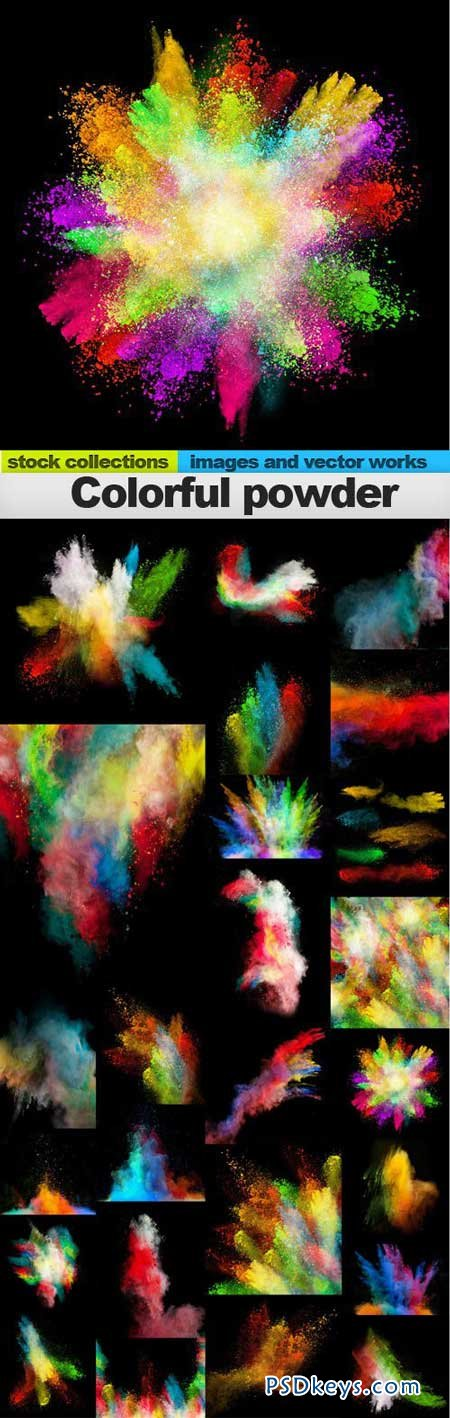 Colorful powder 25xUHQ JPEG