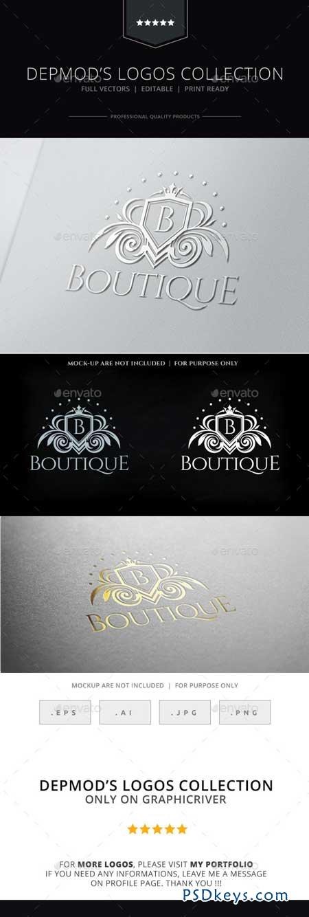 Boutique Logo 9338239