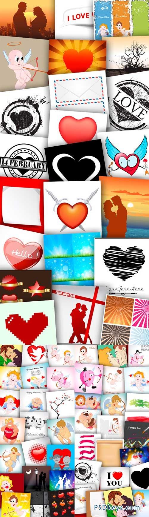Over 250+ Valentines Graphic Bundle