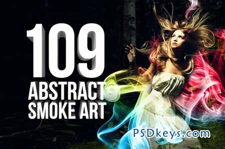 109 Abstract Smoke Art 3570