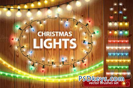 Christmas Lights Decorations Set 111164