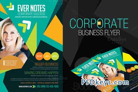 [50% OFF] Corporate Business Flyers 118983