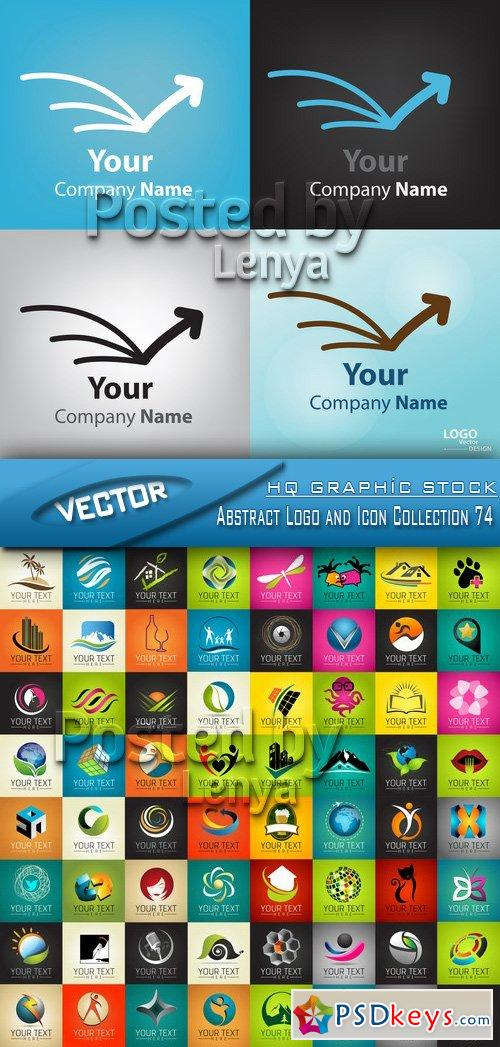 Abstract Logo and Icon Collection 74 » Free Download