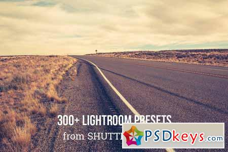 300+ Professional Lightroom Presets 69382