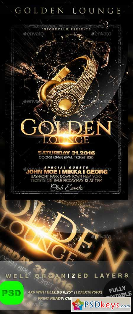 Golden Lounge 9680728