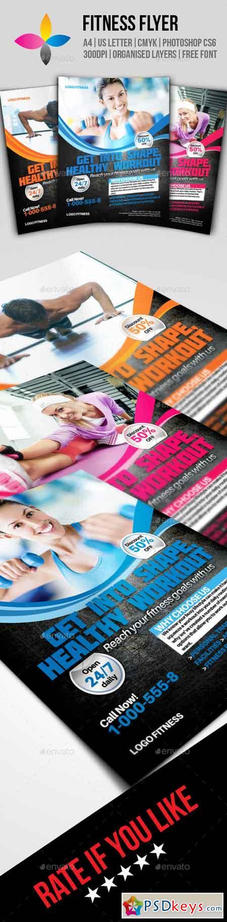 Fitness Flyer 8790461