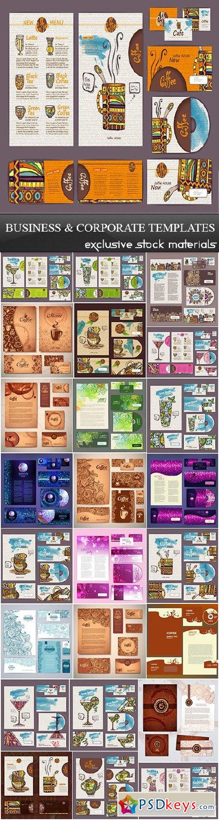 Design Corporate Collection 25xEPS