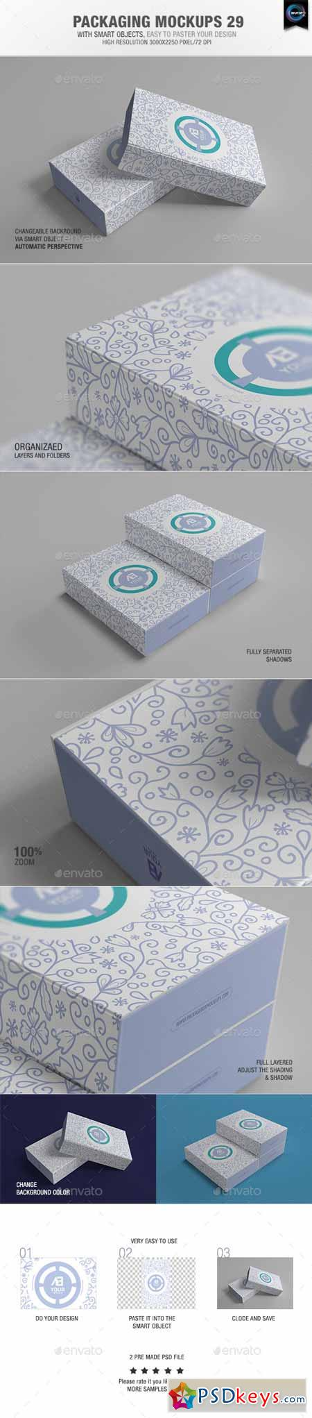 Packaging Mock-ups 29 9692174