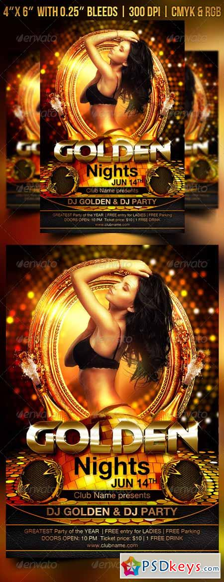 Golden Nights Flyer 7528286