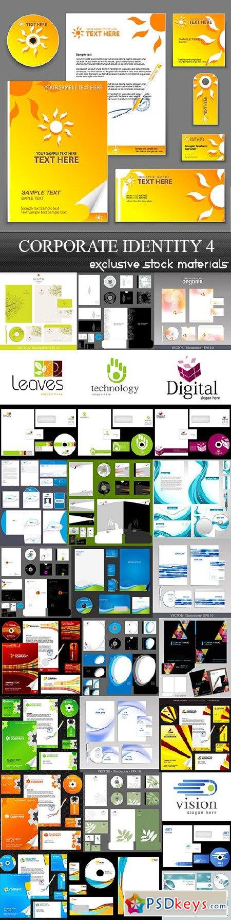 Corporate Identity Collection 3 25xEPS, AI