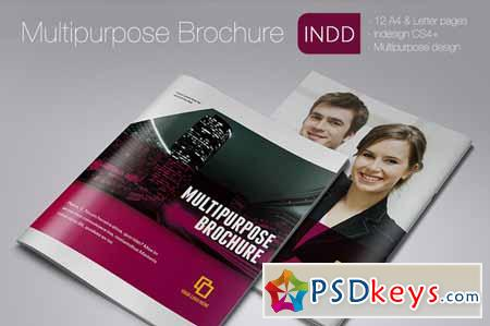 Multipurpose Brochure 105717