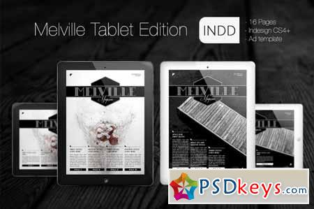 Melville Tablet Edition 129143